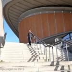 Fotografien von Levin Rosenblüth von einem Spaziergang am 22. März 2015 entlang der Spree bis zum Bundeskanzleramt und zurück über den Großen Tiergarten nach Charlottenburg